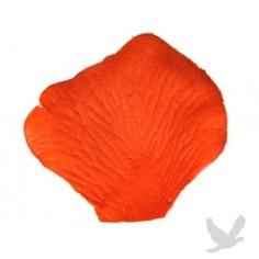 1000 Silk Rose Petals- Palm Beach Coral