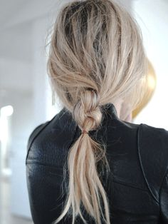Simple braid.