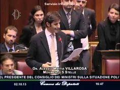 Discorso Camera Villarosa : Elezioni eletta anche ella bucalo alla camera dei deputati