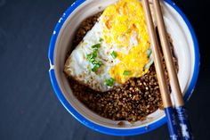 Ginger Fried Quinoa Yummy, fast, and easy? This Filipino-inspired take on fried rice from Sweetsonian is the perfect comfort food for summer.  Photo: Courtesy of Sweetsonian