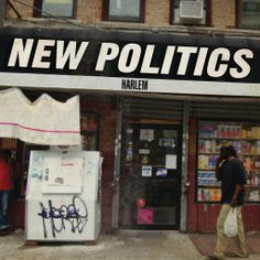 New Politics - Harlem (Official Video) - YouTube