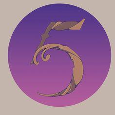 36 Days of Type on Behance