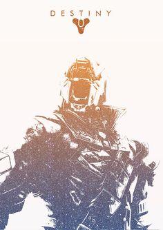 Destiny - Warlock Minimalist Poster by AdamDoyleInc on deviantART