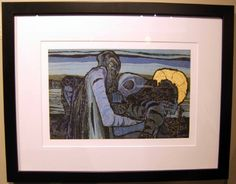 PIPER :: Descent From the Cross (Framed) by Robert Aldern