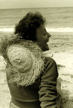 """All I've done all my life is disobey."""" —Edith Piaf"""