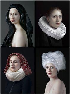 Photographies de Hendrik Kerstens, 2008-2011