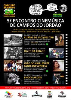WEB TV VISUAL-ARTV: WEB TVF VISUAL ARTV - 5º ENCONTRO CINEMÚSICA DE CA...
