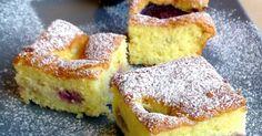 Prăjitura cu prune Plum Cake, Doughnut, French Toast, Bakery, Cheesecake, Cooking Recipes, Sweets, Cookies, Breakfast