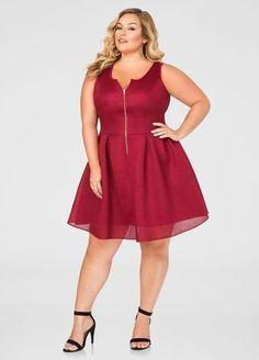 Open Toe Dress SandalDiva in Red