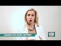 eLearning Series Earnings Per Share Defined | Millionaire Corner®