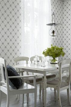 Karlslund – Linné #karlslund #boråstapeter #wallpaper #tapet