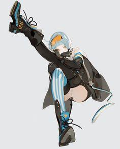 Female Character Design, Character Design References, Character Design Inspiration, Character Concept, Character Art, Concept Art, Art Et Illustration, Character Illustration, 5 Anime