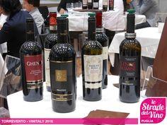 Vinitaly_2016 - Le strade del vino Puglia Torrevento