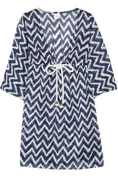 Love this as a bathing suit cover-up