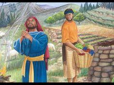 4 - קין הורג את הבל אחיו