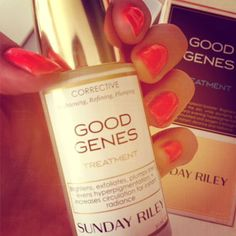 Road tested: Sunday Riley Good Genes