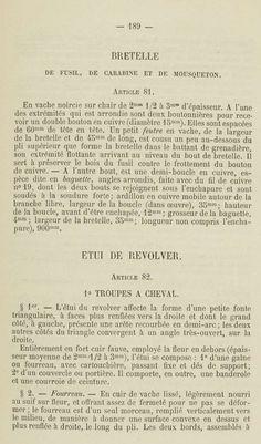 Dossier : Le fusil Lebel et ses accessoires - Page 2