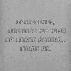 #Forever #TVSeries #Quotes