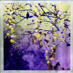 Amethyst Birdsong   See the world new by EnergyArtistJulia on Etsy