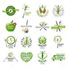 Resultado de imagen para logos de restaurantes de comida saludable