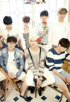 GOT7. Is it wrong that they remind me of OHSHC in this picture?