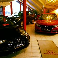 Honda - Red Line - My Profile