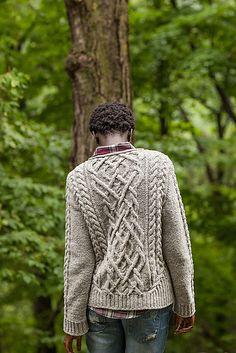Ravelry: Stonecutter pattern by Michele Wang. Gorgeous.