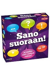 Game Say Anything - Tactic for sale online Say Anything, Party Games, Board Games, Sayings, Gifts, Ebay, Party Ideas, Gift Ideas, Argos