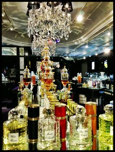 Perfume Room, Harrod's, London my most fervor ire place in the world!! I remember mixing the fragrance to make my own signature fragrance!!! Miss it very much!!!