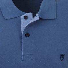 """Ανδρική Μπλούζα Polo """"Planet Job"""" Unique 100% Cotton Men's Polo, Polo Shirts, Planets, Polo Ralph Lauren, Shirt Dress, Long Sleeve, Unique, Sleeves, Mens Tops"""
