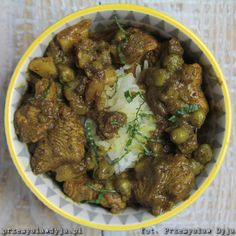 Curry z indyka – Przemysław Dyja Kulinarnie