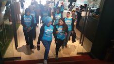Pecahkan Rekor MURI Menyelam Massal Wanita dan Bendera Terpanjang dalam Laut Indonesia