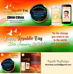 Republic Day Designs