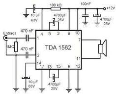 Ante todo, este circuito, si bien no es complicado hacerlo (para los gremio de la electrónica), es recomendable que lo realize alguien que tenga experiencia y sepa leer e interpretar circuitos electricos y/o electrónicos. Es ideal para práctica de...