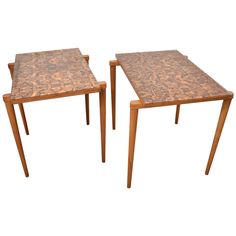 Unique Side Tables | From a unique collection of antique and modern end tables at https://www.1stdibs.com/furniture/tables/end-tables/