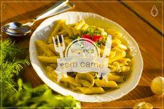 huummm...hoje é dia de receita #vegana no blog #segundasemcarne vem ver! http://useahimsa.tumblr.com/post/102831718592/penne-de-milho-ao-molho-de-castanhas-de-caju-com-cogumel