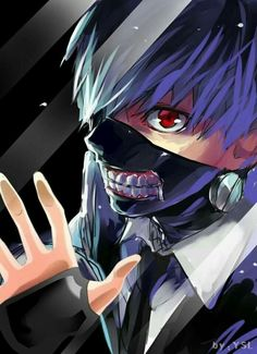 FUNIMATION ANIME TOKYO GHOUL CENTIPEDE POSTER 36X24 FREE SHIPPING