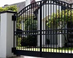 Image result for driveway gates cape town