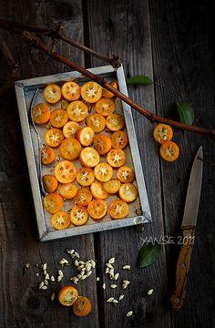 Honey soak small orange