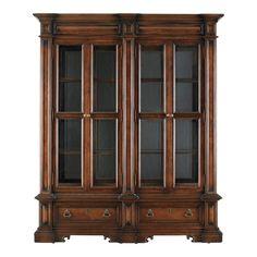 Stanley Furniture 971-11-10 Costa Del Sol Heirloom Cabinet Buffet Table, Cordova