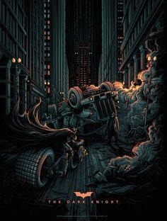Dan Mumford Batman Dark Knight Movie Poster Release From Bottleneck Gallery Batman Wallpaper, Batman Artwork, Wallpaper Quotes, Batman Comic Art, Hd Wallpaper, Batman Dark, Im Batman, Batman The Dark Knight, Batman Shirt