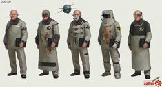 Fallout Soviet Edition (fan-concepts) by Tony Sart Fallout Fan Art, Fallout Concept Art, Cyberpunk, Space Opera, Bioshock Cosplay, Android Art, Fallout New Vegas, Sci Fi Characters, Post Apocalypse