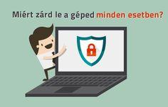 Ezért zárd le a géped minden esetben Zard, Techno, Computers, Laptop, Blog, Laptops