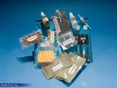 A Visual History of NASA Space Food