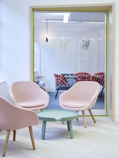 London First Offices by MoreySmith, London – UK » Retail Design Blog