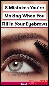 The Best Eyebrow Shape   Natural Brow Shape   Easi #Brow #Brows_shaping_natural #FirmingEyeCream Pro Makeup Tips, Firming Eye Cream, Eyebrow Makeup, Eyebrow Tips, Eyebrow Tinting, Natural Brows, Brow Shaping, Best Eyebrow Products, Ingrown Hair