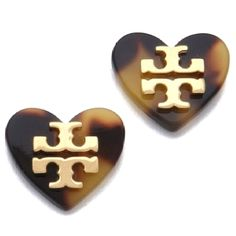 TORY BURCH EARRINGS. <3