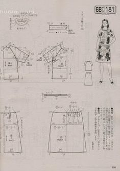 modelist kitapları: lady_boutique_7_2013 Modelista, Ladies Boutique, Sewing Patterns, Diagram, Lady, Japan Fashion, Journals, Skirts, Clothing