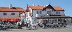 Sommer i Gl. Skagen