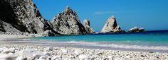 Conero's coast, Le MArche, Italy.  Riviera del Conero - AN